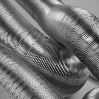 przewody półelastyczne flex aluminiowe 1