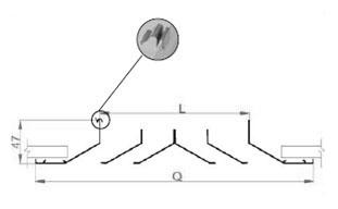 anemostaty sufitowe kwadratowe 2