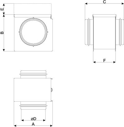 filtry wstępne do kanałów okrągłych 2