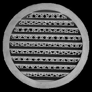 Zakończenia wentylacyjne okrągłe